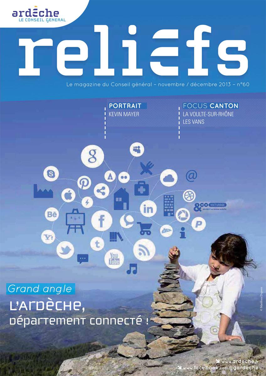 Magazine Reliefs 60