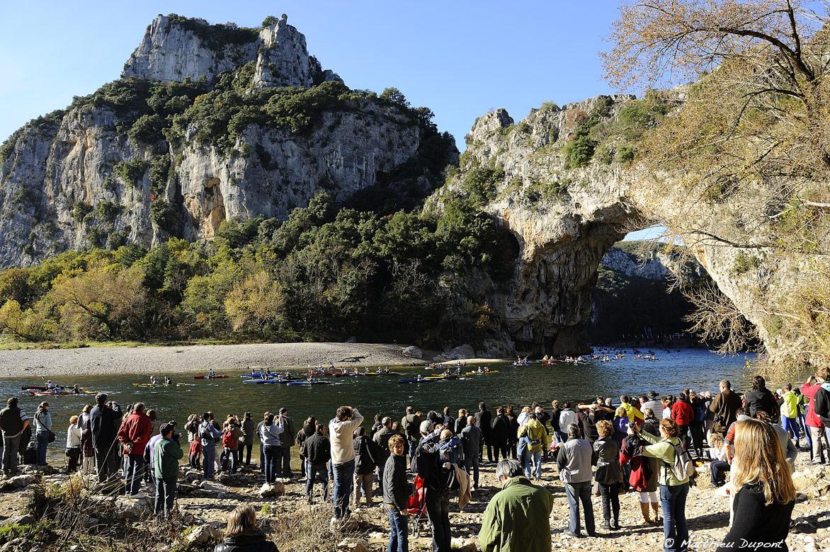 Marathon des Gorges de l'Ardèche, édition 2010