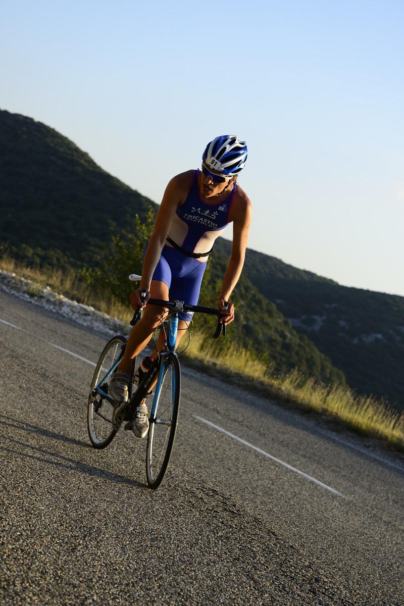 Triathlon des Gorges de l'Ardche, distance S - Saint Martin d'Ardèche, le 23 aout 2013