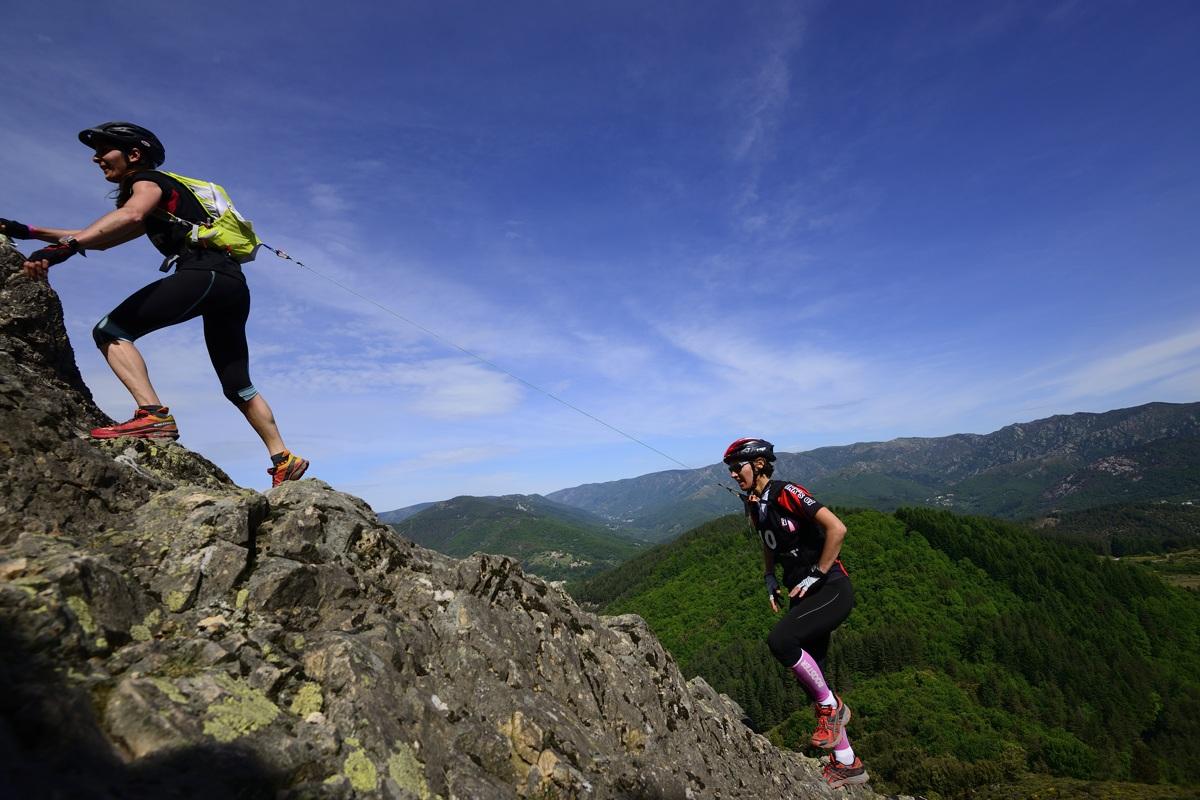 Raid O FéŽminin - Tour de Brison, le 25 mai 2014