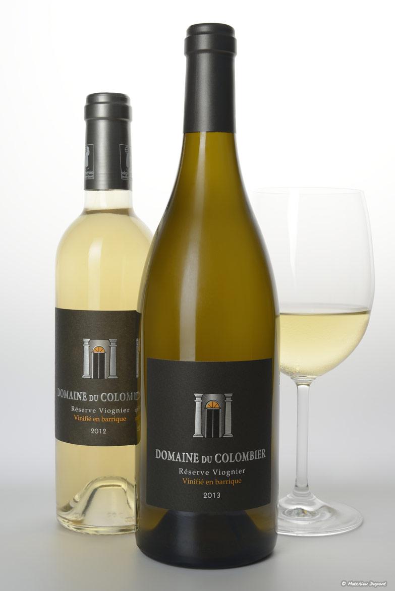 Vin blanc d'Ardèche