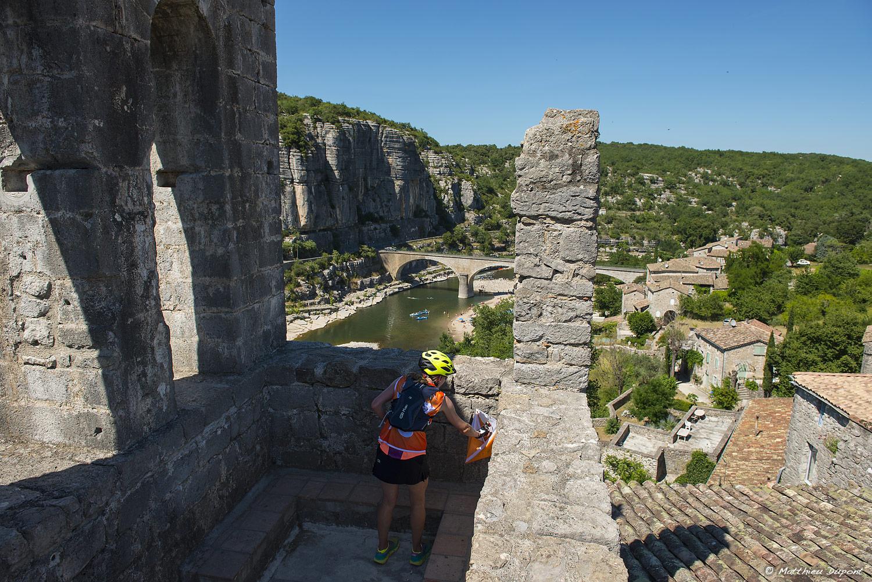 Raid O Féminin 2017 - Course d'orientation dans le village de Balazuc (Ardèche)