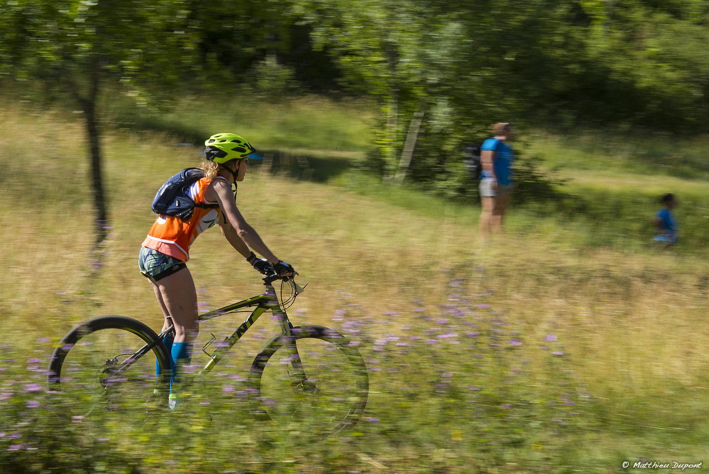 Raid O Féminin 2017 - VTT à Uzer (Ardèche)