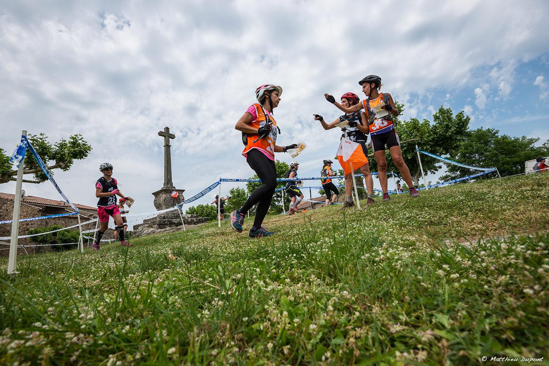 Raid O Féminin 2018 - course d'orientation à Montréal (Ardèche)