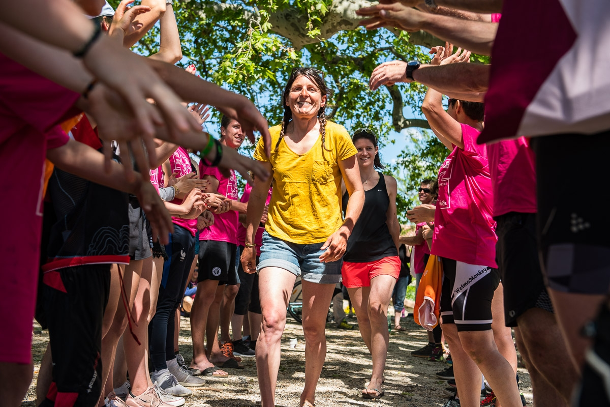 Raid O Féminin - Montréal, le 26 mai 2019.